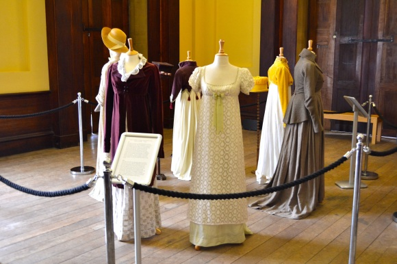 costumes from austen sandra tang chicest blog belsay hall
