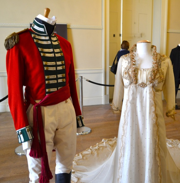 costumes from austen sandra tang chicest blog belsay hall sense and sensibility alan rickman kate winslet