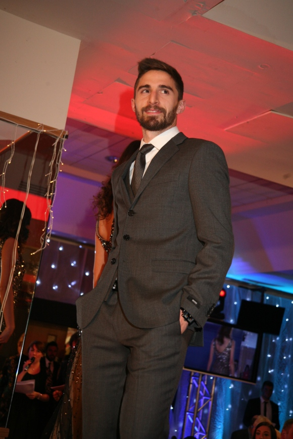 Fabio Borini fashion strikes all that jazz