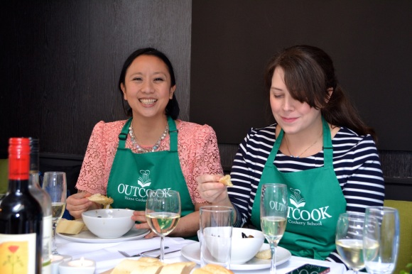 outcook cookery school alnwick
